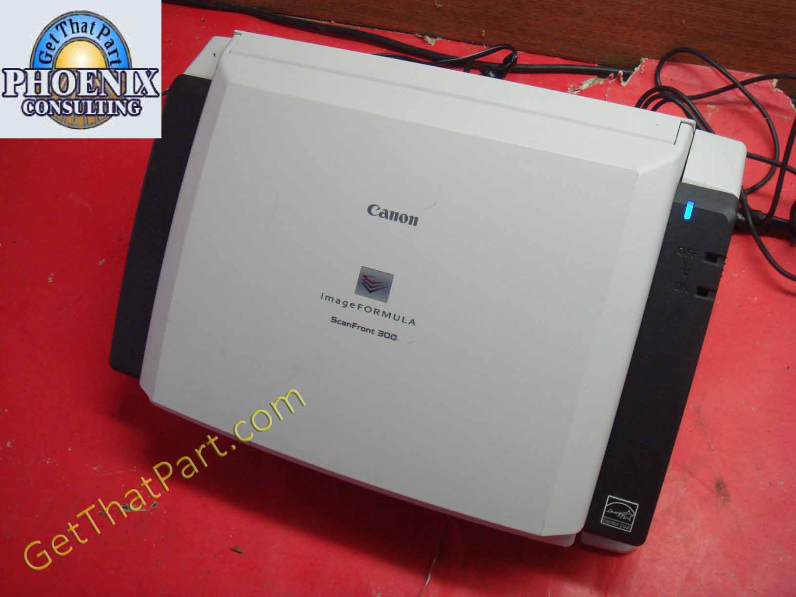 Canon scanfront 300 инструкция