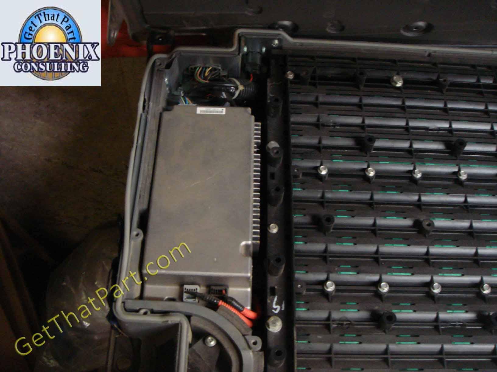 ford 2004 escape hybrid oem battery pack 5m64 10b759 an. Black Bedroom Furniture Sets. Home Design Ideas