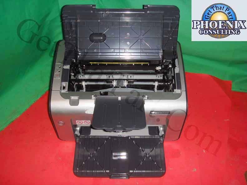 HP P1006 Printer CB411A No Toner Included