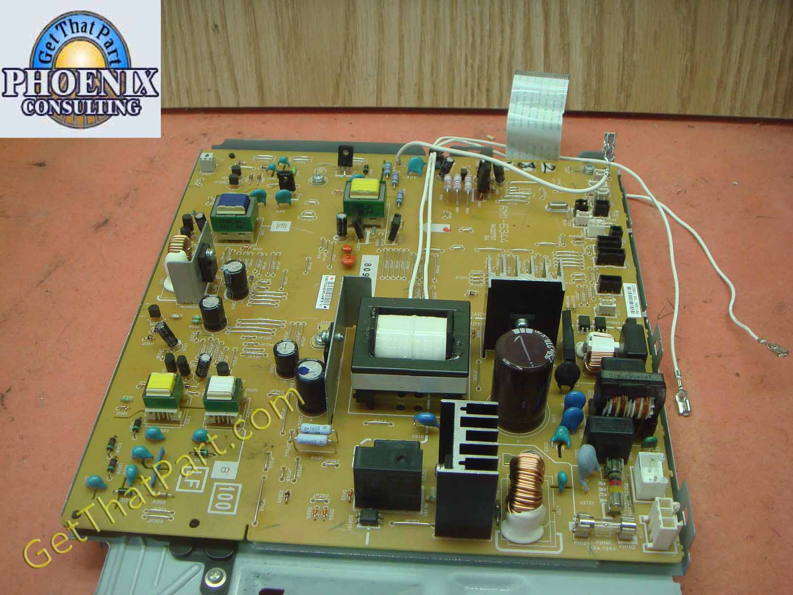 Color printing ecu - Hp Laserjet P2035 Oem Ecu Engine Control Unit Board Rm1 6344