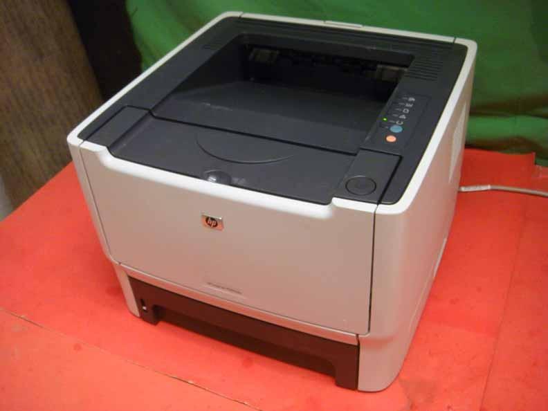 hp laserjet p2015dn cb367a 27ppm network laser printer. Black Bedroom Furniture Sets. Home Design Ideas