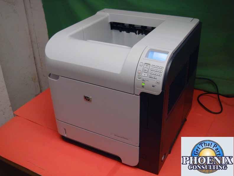 HP LaserJet P4015n Printer Software and Drivers HP
