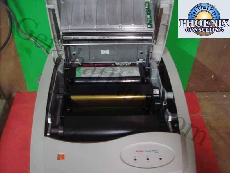 Kodak 8110 Thermal Dye Film Legal Letter Photo Kiosk Printer