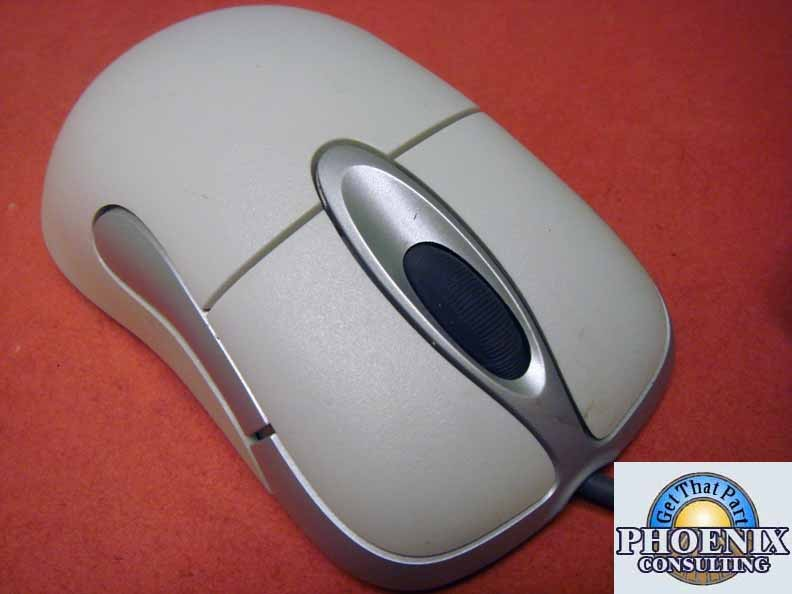 Microsoft 5 button mouse with intellieye driver