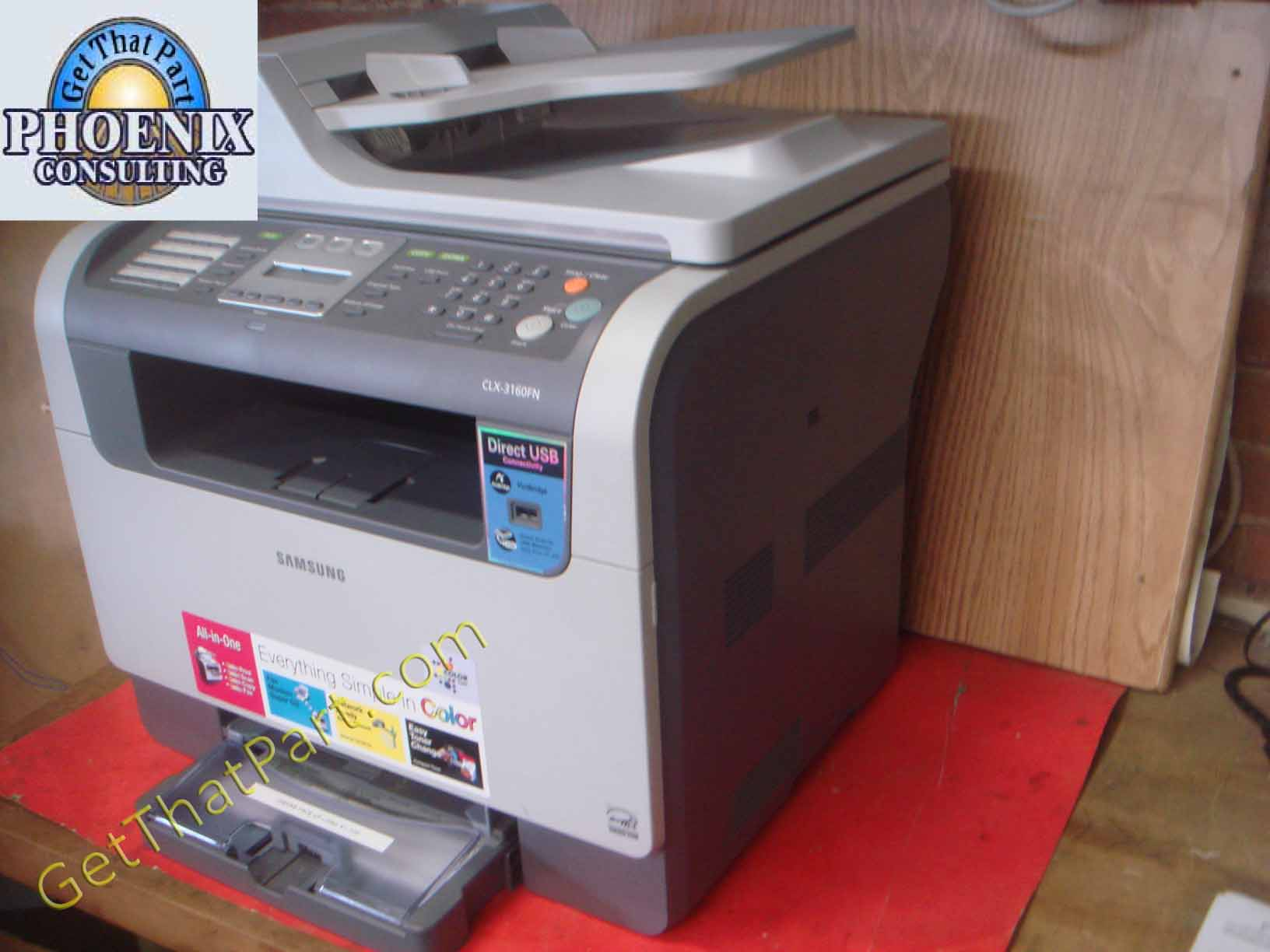 3160FN PRINTER DRIVER FOR WINDOWS DOWNLOAD