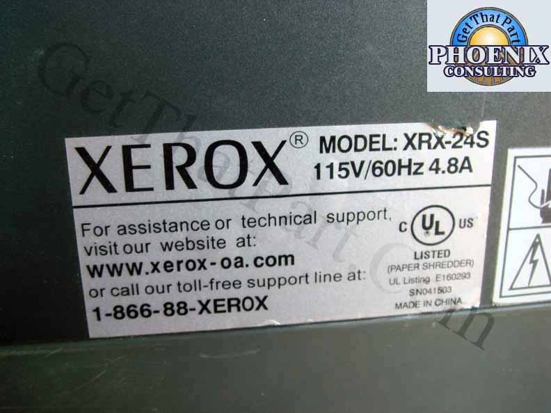 Custom duty on xerox paper