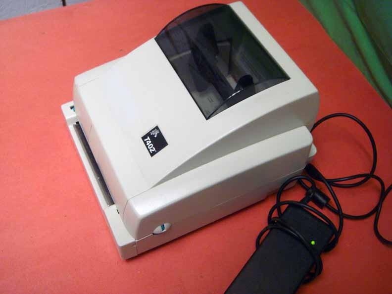 Zebra T402 Printer Treiber Windows 7