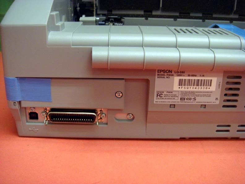 how to connect epson printer to mac with usb