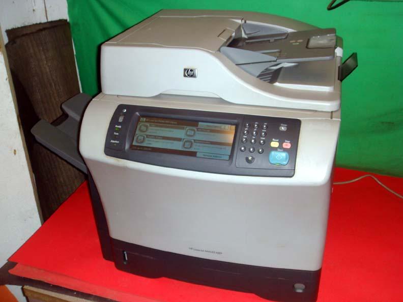 LaserJet M4345 MFP Machine