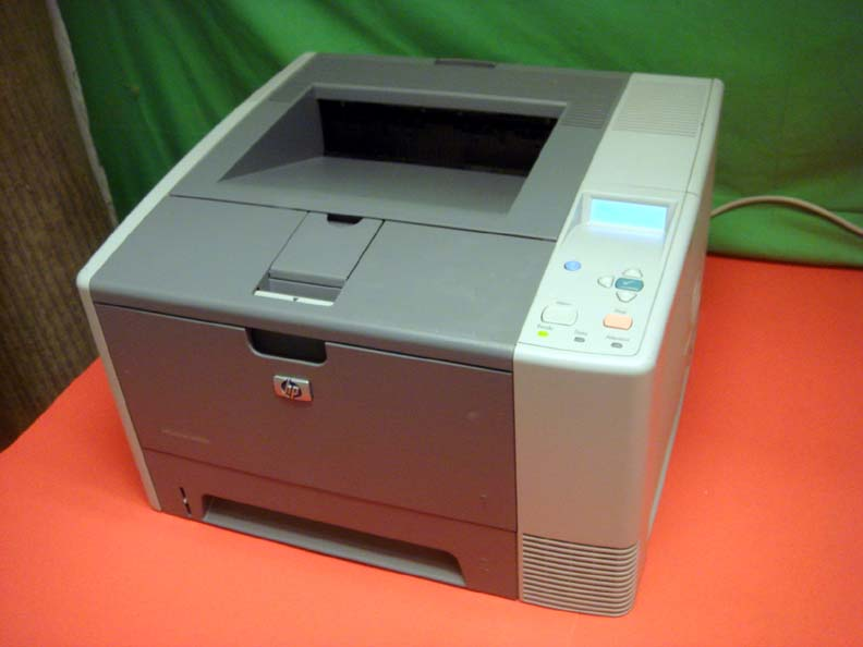 Hp laserjet 2420 2420dn duplex network printer q5959a.
