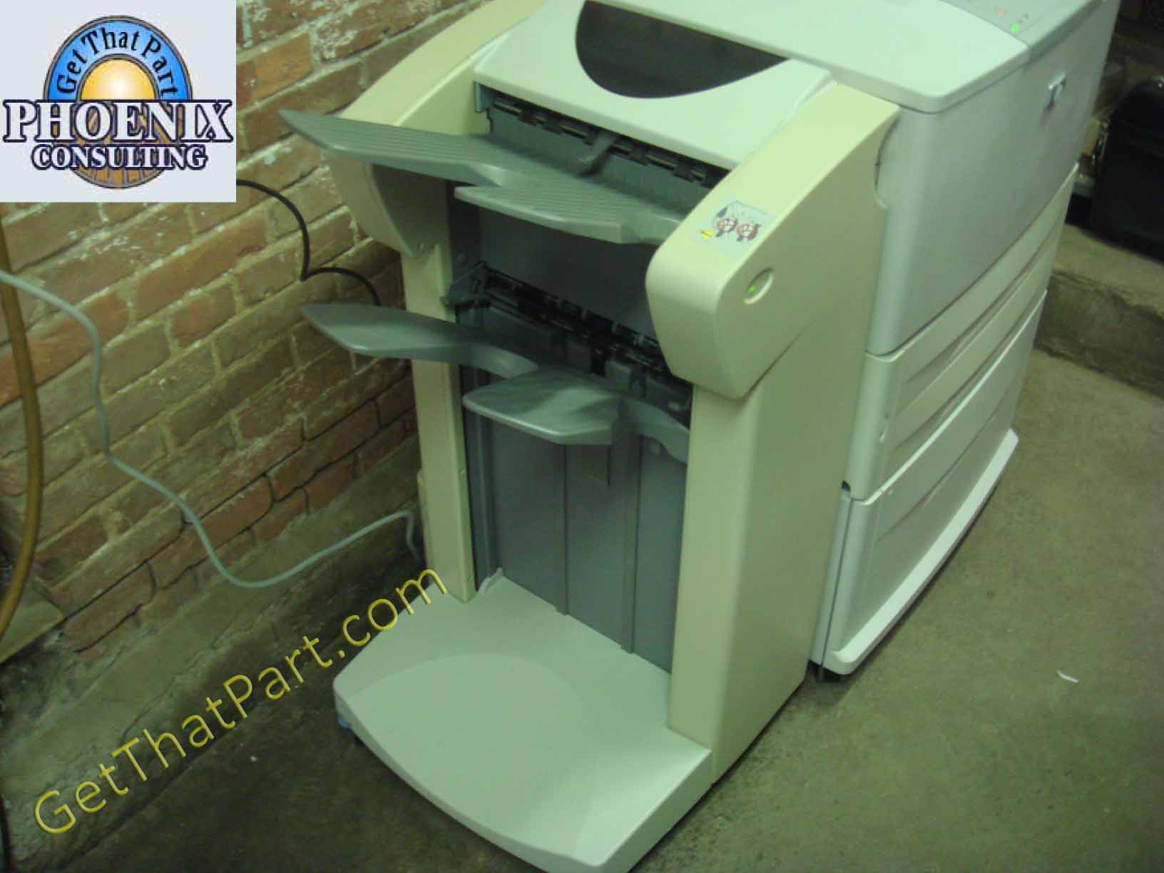 Laser Printer Manual Feed