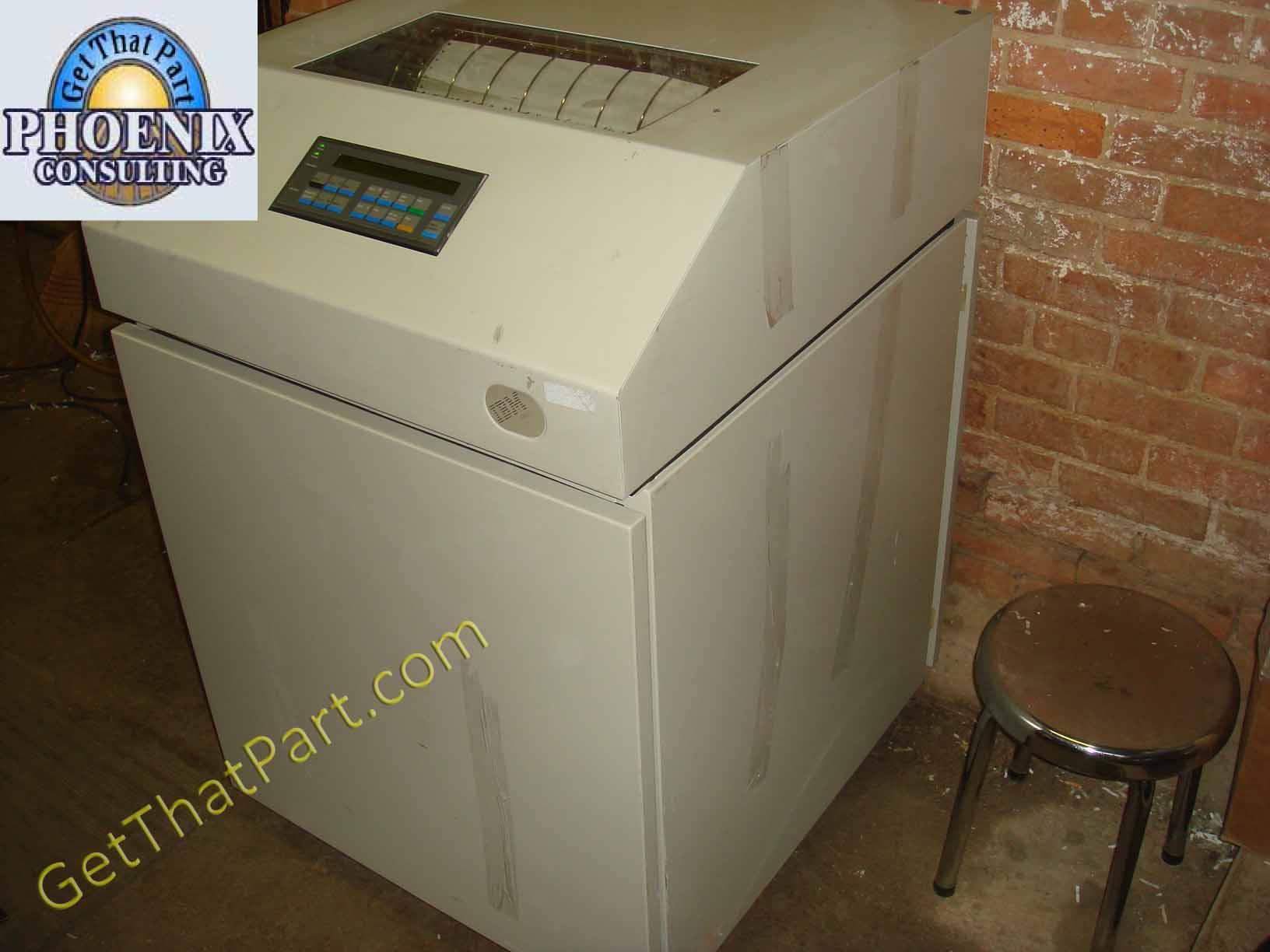 ibm 6400 i2s 6400i2s 2000 lpm line matrix network workgroup printer rh getthatpart com ibm 6500 printer manual ibm 6500 printer manual