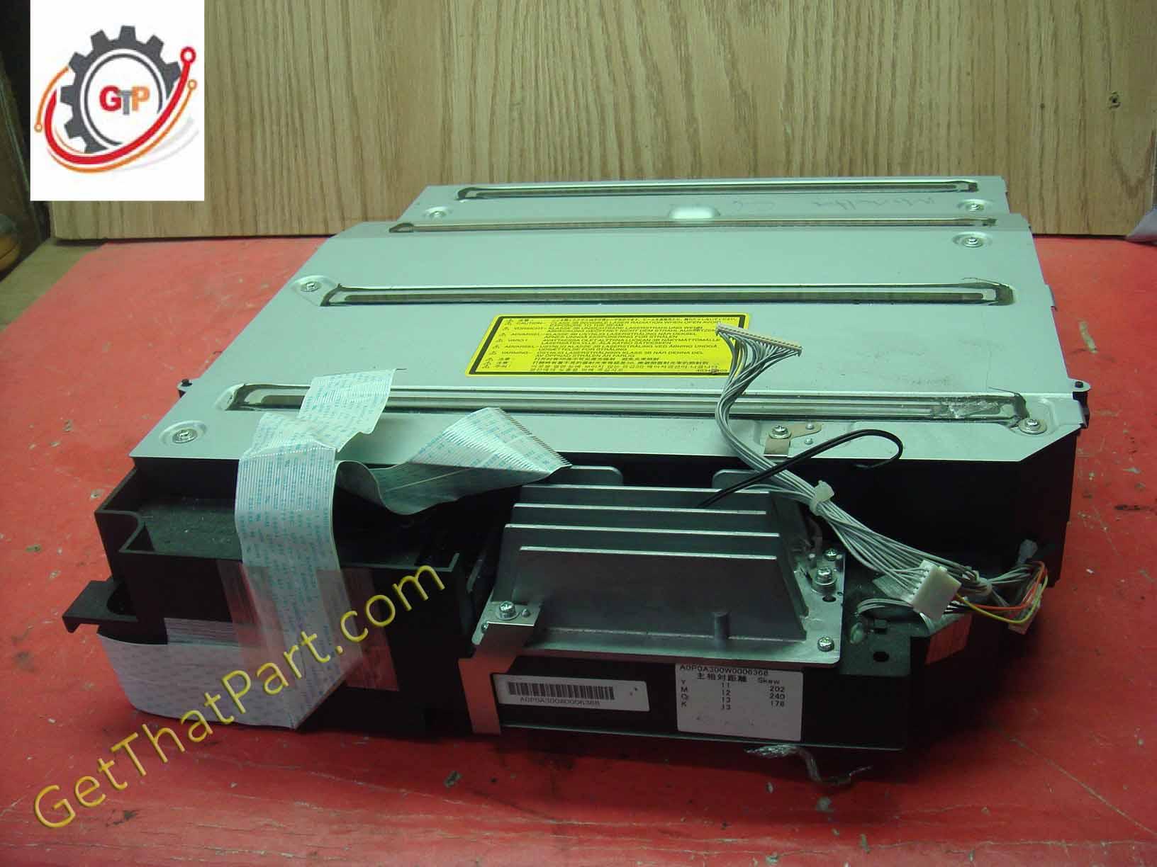 Konica Minolta Bizhub C652 C552 C452 Printhead Laser Scanner Unit Assy