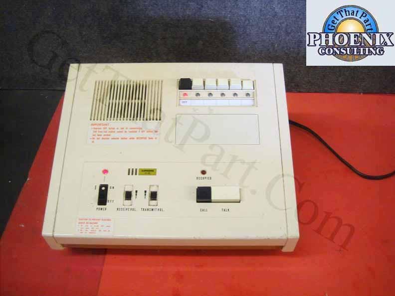 Aiphone Ap 5m Ap5m Wired 45w 5 Call Master High Power
