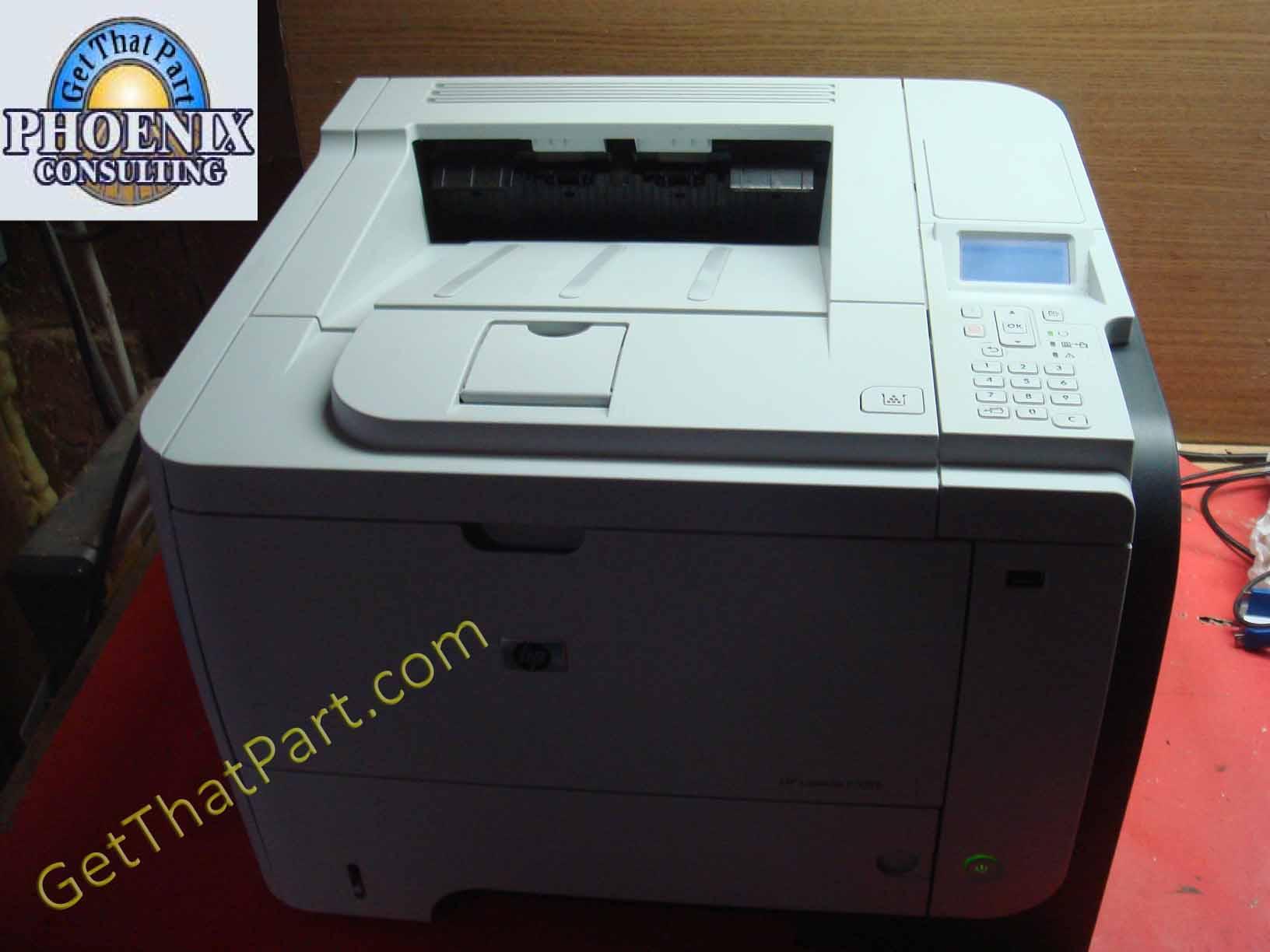 hp laserjet p3015 p3015dn workgroup duplex network printer ce528a 12k. Black Bedroom Furniture Sets. Home Design Ideas