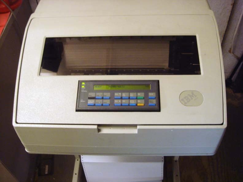 prin ibm 2219 computer print and card read/punch system the printers, the card  punch, and the card reader available to the ncc-ibm system are described in.