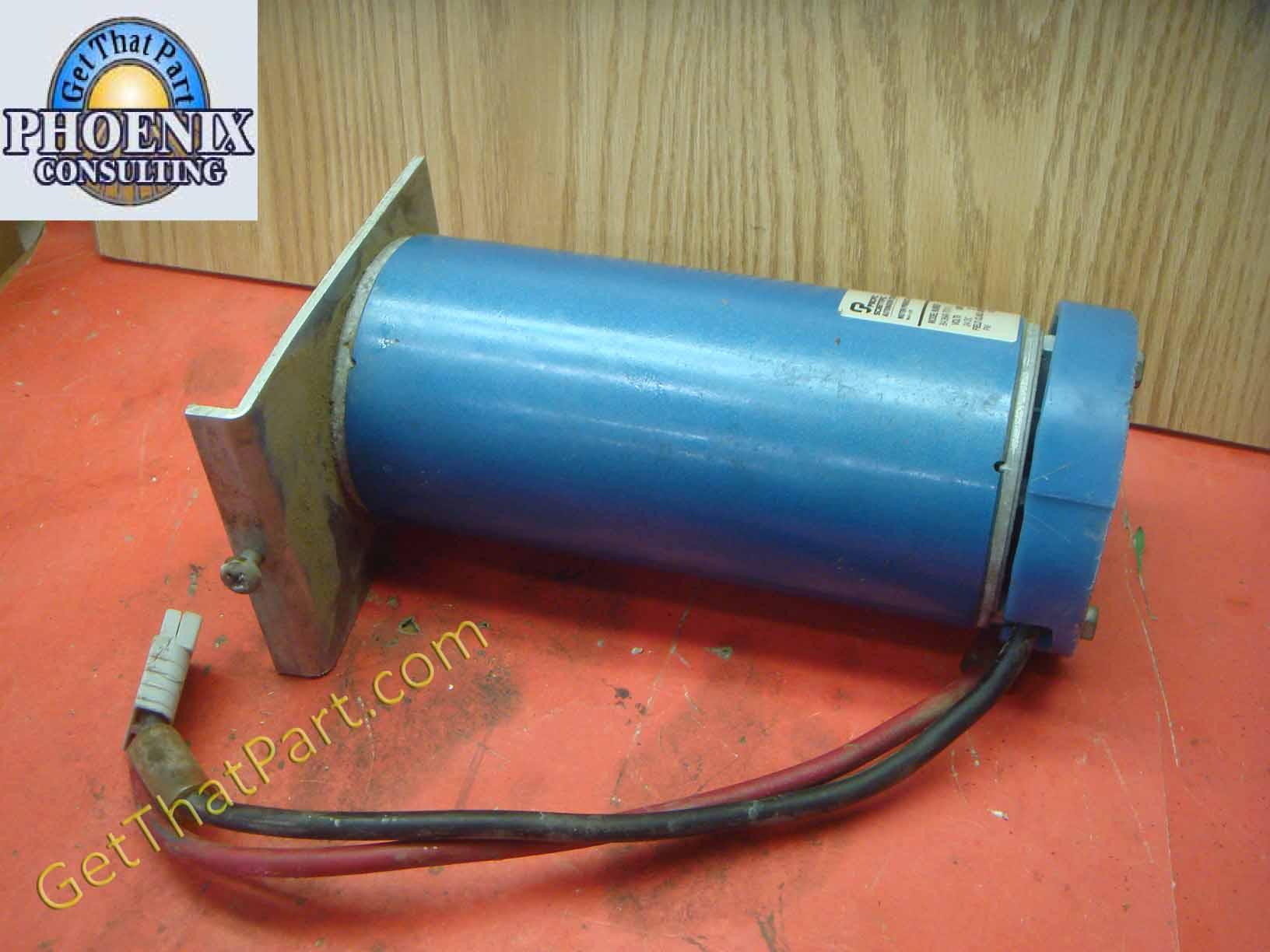 Pacific Scientific Permanent Magnet Dc Motor Ba3640 7013 1