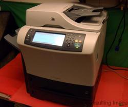 LaserJet M4345 Mfp Digital Sender Fax Printer Copier
