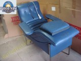 Dacor 4R4211 Deluxe Reclining Blood Drawing Donor Chair with Lap Tray