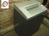 GBC 5550X Wide CrossCut Commercial German Industrial Paper Shredder
