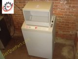 HSM 412.2 CrossCut Commercial German Pro Wow 3HP Hopper Paper Shredder