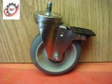 "Hill Rom Drager Resuscitaire RW82VHA 5"" Brake Steer Swivel Caster Assy"