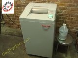 Ideal DestroyIt 2603/2 German Audit MicroCut Auto Oiler Paper Shredder