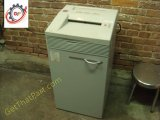 SEM 244/3 MicroCut Secure Steel Gear Industrial German Paper Shredder