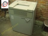 SEM 266 Microcut Heavy Duty SteelGear German Industrial Paper Shredder