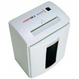 HSM 102.2 1105 Cross Cut Paper Shredder New Free Shipping