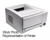 HP LaserJet 2100 B/W Laser printer - 10 ppm - 350 sheets