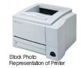 HP LaserJet 2200 B/W Laser printer - 18 ppm - 350 sheets