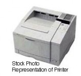 HP LaserJet 5p B/W Laser printer - 6 ppm - 350 sheets