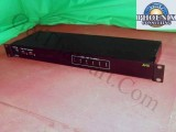 AMX AXB-VT16 AXBVT16 NTSC 6 Channel Rackmount Video Text Generator