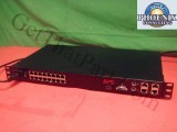 APC AP5405 5405 IP Ethernet KVM 16 Port Rack Switch