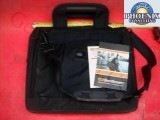 Brenthaven Black Ballistic Glove Laptop Computer Case Bag 3350
