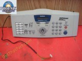 Brother IntelliFax 2920 Oem Gray Operations Control Panel LF6711001