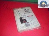 Canon EOS 10D OEM Sealed Instruction Manual Set CTI-1241-000