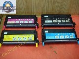 Dell 3130 3130CN Black Cyan Magenta Yellow Complete Toner Set 330-119