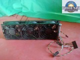 Dell 9857T Triple Fan Assy for PowerEdge 2550 Server