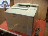 HP LaserJet 4100N C8050A Printer with 100% Toner