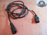 HP 8120-6514 Daisy Chain Power Cord C14 M C13 F Extension Adapter Cord