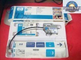 HP DesignJet 3500CP OEM Cyan Ink System C1807A