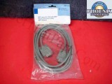 HP LaserJet C2932A RS-232C 10 Ft Serial Cable Assy Sealed New Package