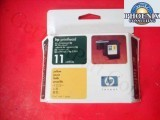 HP 11 Yellow OEM Virgin Printhead C4813A