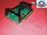 HP C5956-67464 cm8050 cm8060 EIO Riser Pca Assy with 67741 Card Guide