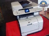 HP cc436A CM2320NF MFP Color LaserJet Fax Printer Copier