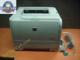 HP LaserJet P2035 Compact Usb Desktop Printer Near New CE461A