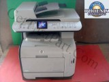 HP cc435A CM2320fxi MFP Color LaserJet Net Fax Scanner Printer Copier