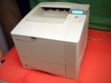 HP LaserJet 4100 4100N NETWORK C8050A PRINTER - READY